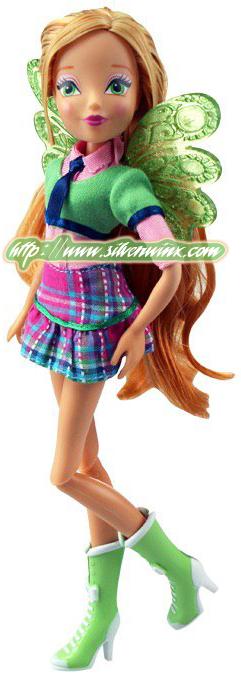Flora Fairy School