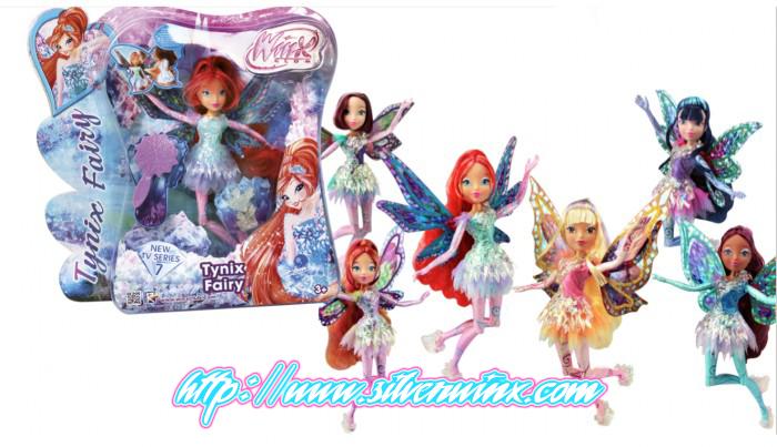 Tynix Fairy